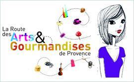 Participez à l'édition 2017 de la Route des Arts et Gourmandises de Provence