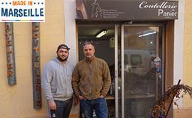 Made in Marseille en partenariat avec la CMAR PACA