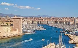 Appel à candidature - Marché d'été 2021 de la Ville de Marseille sur le Vieux-Port