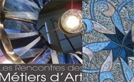 Rencontre des métiers d'art à Pernes les Fontaines