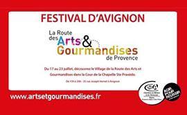 La RAG au Festival d'Avignon