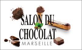 Le Salon du chocolat à Marseille