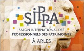 Salon International des Professionnels des Patrimoines à Arles - Edition 2016