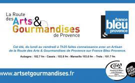 La CMAR PACA et France Bleu, un partenariat pour donner la parole aux artisans