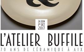 Exposition Buffile à Aix-en-Provence