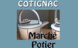 Marché potier Cotignac