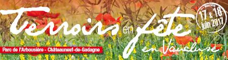 Participez à Terroirs en fête dans le Vaucluse